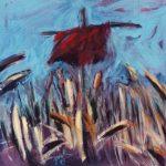 Mehran Zirak-Peinture-épouvantail