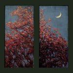 Mehran Zirak-Peinture-paysage